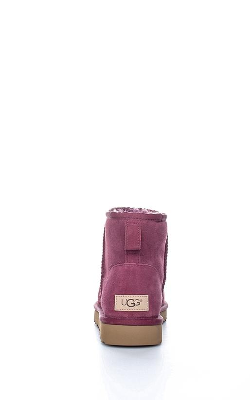 UGG-Γυναικεία μποτάκια UGG CLASSIC MINI II μωβ