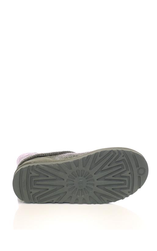 UGG-Γυναικεία μποτάκια CLASSIC CARDY UGG AUSTRALIA γκρι