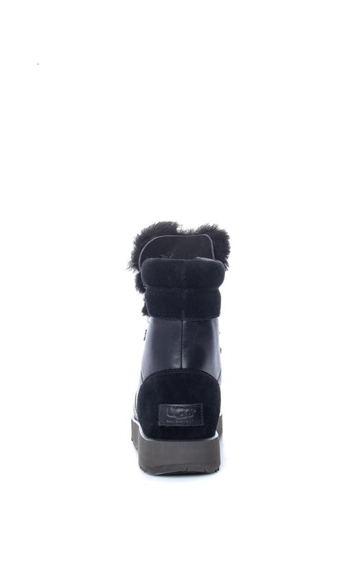 UGG-Γυναικεία μποτάκια W VIKI WATERPROOF UGG AUSΤRALIA μαύρα