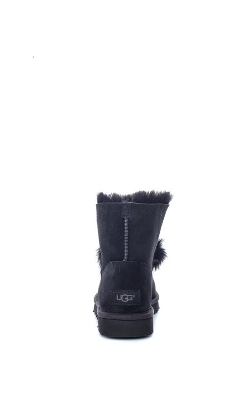 UGG-Γυναικεία μποτάκια W GITA UGG μπλε-μαύρα