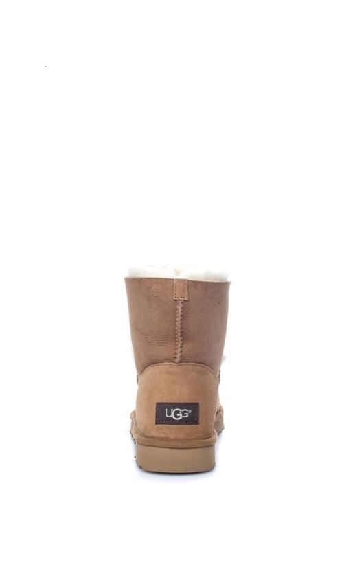 UGG-Γυναικεία μποτάκια W GITA UGG AUSTRALIA καφέ