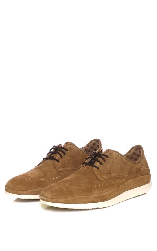 UGG -Ανδρικά παπούτσια Ugg CALI WING-TOE DERBY καφέ