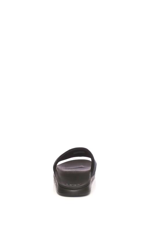 UGG -Ανδρικές παντόφλες UGG XAVIER HYPERWEAVE μαύρες
