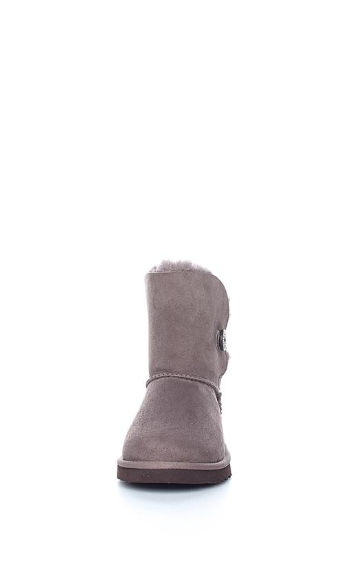 UGG-Παιδικά μποτάκια BAILEY BUTTON UGG AUSTRALIA γκρι