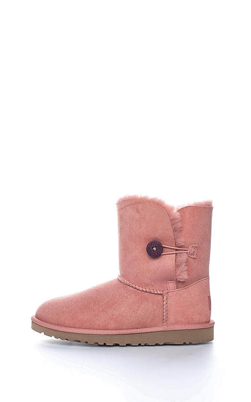 Παιδικά μποτάκια Bailey Button ροζ - UGG (1103606)  d5eceb10318