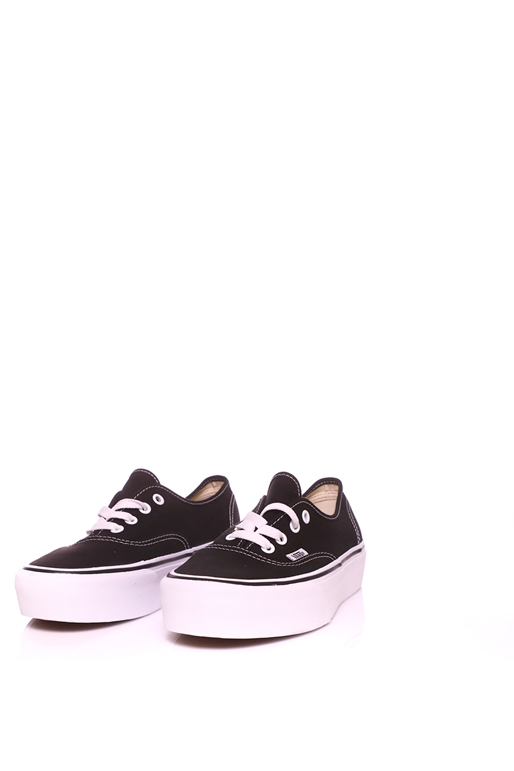 ffbe83f25a Γυναικεία sneakers Vans Authentic Platform μαύρα (1684981 ...