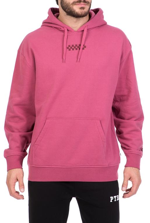 41d0ccc555 Ανδρική φούτερ μπλούζα OVERTIME CORSAIR VANS ροζ (1689703 ...