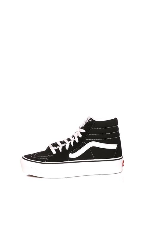144473e690 Γυναικεία sneakers VANS Sk8-Hi μαύρα PLATFORM μαύρα (1684984 ...
