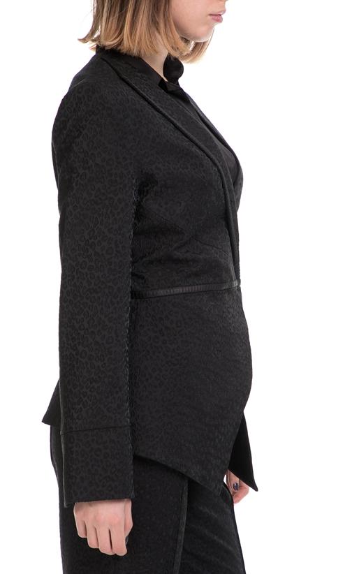 YVONNE BOSNJAK-Γυναικείο σακάκι YVONNE BOSNJAK μαύρο