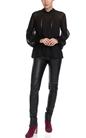 YVONNE BOSNJAK-Γυναικεία μπλούζα YVONNE BOSNJAK μαύρη