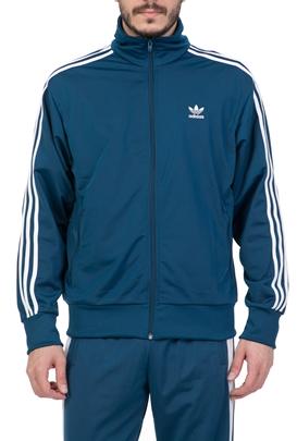 e79b2e7c0e adidas Originals-Ανδρική ζακέτα adidas FIREBIRD μπλε