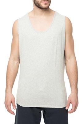 AMERICAN VINTAGE-Ανδρική αμάνικη μπλούζα MCAMI29BE18 γκρι
