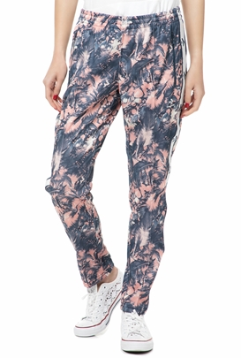 CONVERSE-Γυναικείο παντελόνι φόρμας Converse STAR CHEVRON FEATHER εμπριμέ 8eacb066383