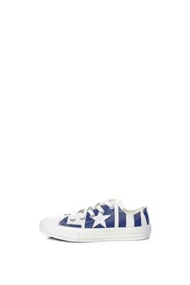 CONVERSE-Παιδικά παπούτσια Chuck Taylor All Star Ox μπεζ