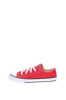 CONVERSE-Παιδικά παπούτσια Chuck Taylor κόκκινα