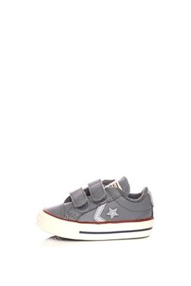 CONVERSE-Βρεφικά παπούτσια CONVERSE Star Player EV V Ox γκρι