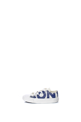 CONVERSE-Βρεφικά παπούτσια Chuck Taylor All Star Ox λευκά