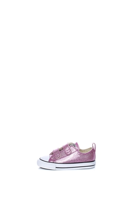 CONVERSE-Βρεφικά παπούτσια Chuck Taylor All Star V Ox μοβ