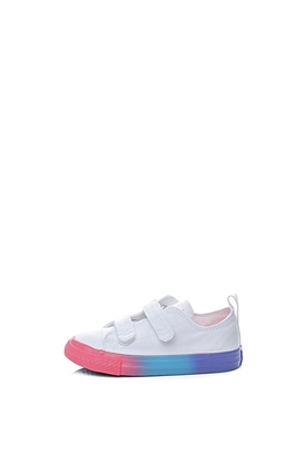 fcb0bf06dca CONVERSE-Βρεφικά παπούτσια Converse Chuck Taylor All Star 2V λευκά