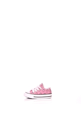 best website a1488 156ff CONVERSE-Βρεφικά παπούτσια Converse X Hello Kitty Chuck Taylor All Star ροζ