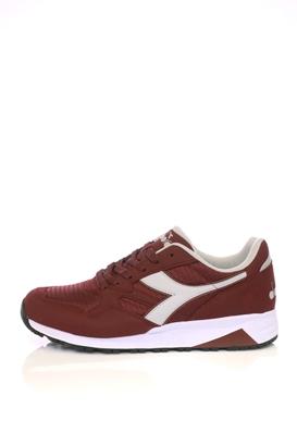 DIADORA-Unisex αθλητικά παπούτσια N902 SPORT HERITAGE DIADORA κόκκινα-λευκά
