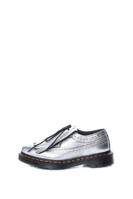 DR.MARTENS-Γυναικεία παπούτσια DR.MARTENS ασημί