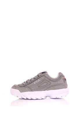 FILA-Γυναικεία παπούτσια FILA DISRUPTOR II ασημί
