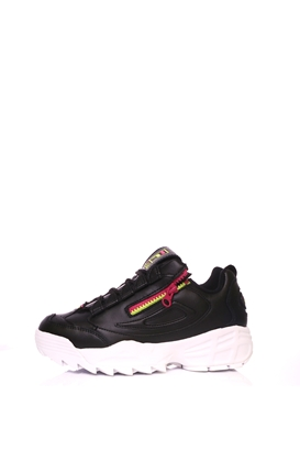 FILA-Γυναικεία παπούτσια  FILA DISRUPTOR 3 ZIP μαύρα