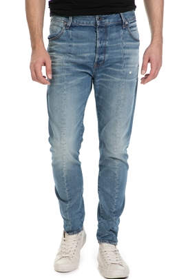 G-STAR RAW-Ανδρικό τζιν παντελόνι G-Star LANC 3D TAPERED μπλε