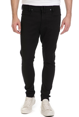 G-STAR RAW-Ανδρικό τζιν παντελόνι G-Star D-STAQ 3D SUPER SLIM μαύρο