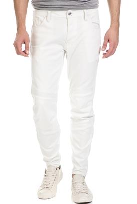 G-STAR RAW-Ανδρικό τζιν παντελόνι G-Star 3D SLIM λευκό