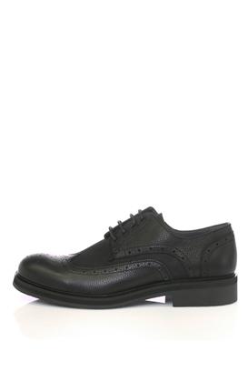 G-STAR-Ανδρικά παπούτσια WARTH BROGUE μαύρα