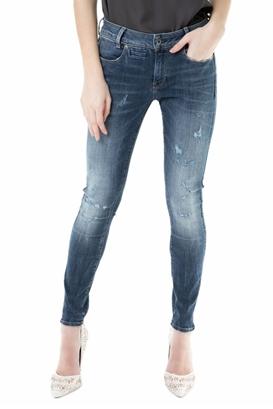G-STAR RAW-Γυναικείο skinny τζιν παντελόνι G-STAR RAW D-STAQ μπλε