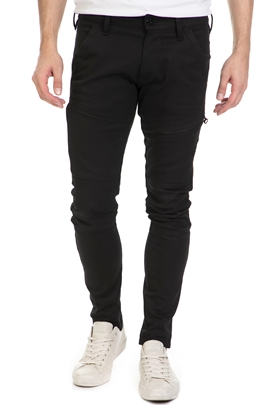 G-STAR RAW-Ανδρικό παντελόνι G-Star RACKAM SUPER SLIM μαύρο