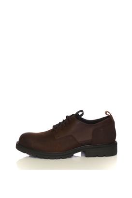 G-STAR RAW-Ανδρικά παπούτσια CORE DERBY II καφέ