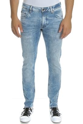 GARCIA JEANS-Ανδρικό τζιν παντελόνι Garcia Jeans μπλε
