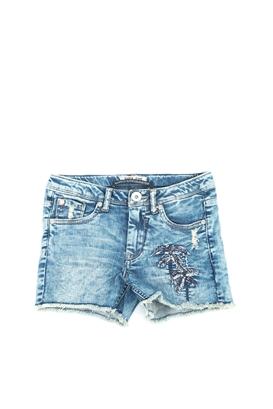 GARCIA JEANS-Παιδικό σορτς Garcia Jeans μπλε