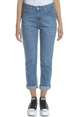 GARCIA JEANS-Γυναικείο τζιν παντελόνι Garcia Jeans δίχρωμο