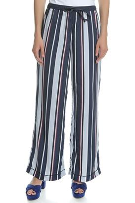 GARCIA JEANS-Γυναικεία παντελόνα Garcia Jeans μπλε - κόκκινη - λευκή