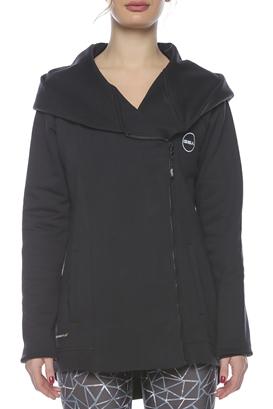 GSA-Γυναικεία ζακέτα GSA PERFORMANCE μαύρη