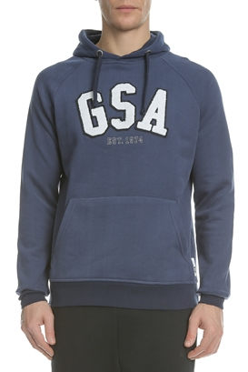 GSA-Ανδρικό φούτερ GLORY μπλε
