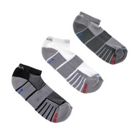 GSA-Σετ ανδρικές αθλητικές κοντές κάλτσες GSA γκρι