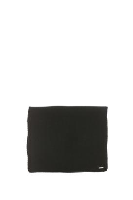 HAMAKI-Ανδρικό κασκόλ HAMAKI μαύρο