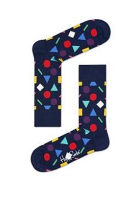 HAPPY SOCKS-Unisex κάλτσες HAPPY SOCKS μπλε