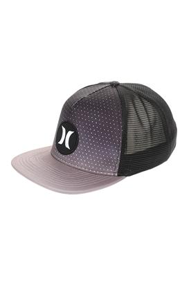 HURLEY-Ανδρικό καπέλο Hurley THIRD REEF μαύρο-μοβ