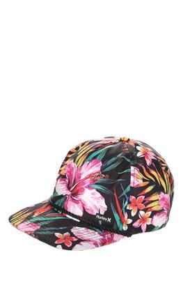 HURLEY-Ανδρικό καπέλο Hurley DRI-FIT GARDEN εμπριμέ