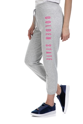 88bf785bf6 JUICY COUTURE. Γυναικεία φόρμα KNIT SLIM SWEATPANT JUICY COUTURE γκρι