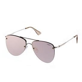 LE SPECS-Γυαλιά ηλίου THE PRINCE ασημί - ροζ