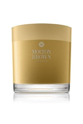 MOLTON BROWN-Κερί Oudh Accord & Gold Three Wick- 480g