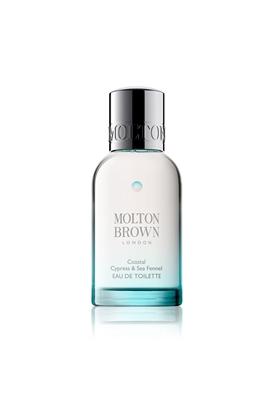 MOLTON BROWN-Blue Cypress & Sea Fennel Eau de Toilette - 50ml